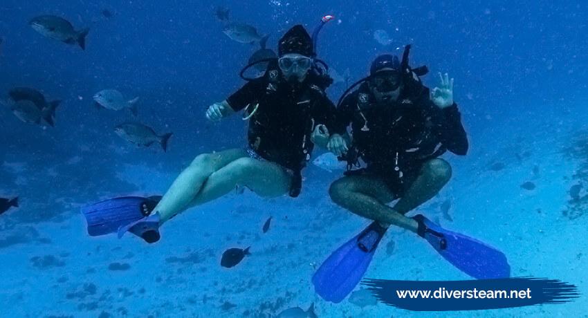 Tips para elegir una empresa de buceo - San Andrés, Islas